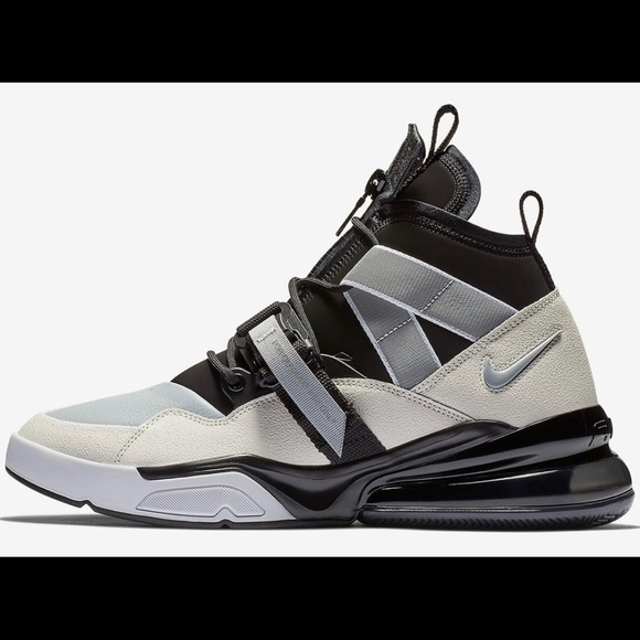 Nike Air Force 270 Utility Men's Mid Top Sneakers NWT
